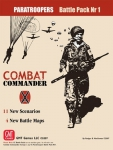 Combat Commander Battle Pack #1: Paratroopers