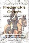 Frederick's Orders Hardback