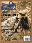 Strategy & Tactics #261 The Kaiser's War: World War I, 1918-19