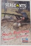 SMG: Hasty Positions Normandy Expansion