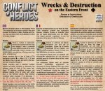 Conflict of Heroes: Wrecks and Destruction on the Eastern Front Exp.