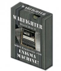Warfighter WWII - Expansion #54 Enigma Machine