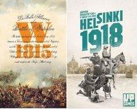 Zestaw: Helsinki 1918/ W1815 reprint