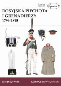 Rosyjska piechota i grenadierzy 1799-1815