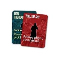 Days of Ire: Yuri & Noel Cards