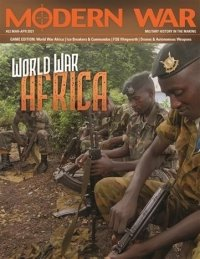 Modern War #52 World War Africa. The Congo 1998-2001