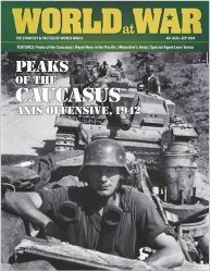 World at War #61 Peaks of the Caucasus