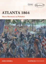Atlanta 1864. Marsz Shermana na Południe