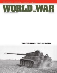 World at War #20 Famous Divisions Grossdeutschland Panzer