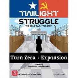 Twilight Struggle Turn Zero and Promo Pack Expansion