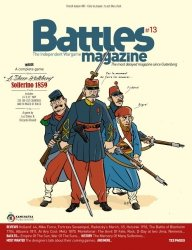 Battles Magazine #13 A Sheer Butchery: Solferino 1859
