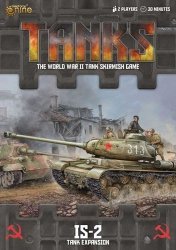 Tanks: IS-2 Exp.