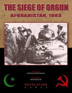 The Siege of Orgun, Afghanistan 1983