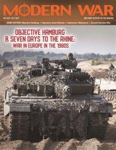 Modern War #55 Objective Hamburg (7DR #5)