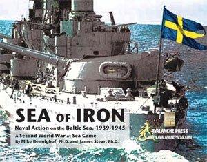 Second World War at Sea: Sea of Iron