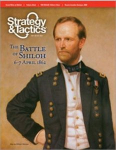 Strategy & Tactics #264 Shiloh: Bloody April, 1862