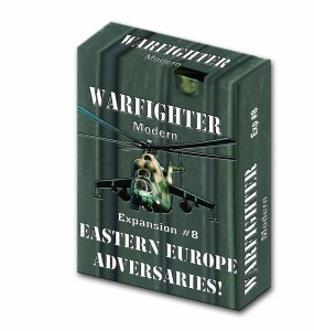 Warfighter Modern - Expansion #08 Eastern European Adversaries