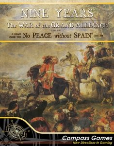 Nine Years: War of the Grand Alliance 1688-1697