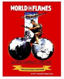 World in Flames Collectors Edition Classic game
