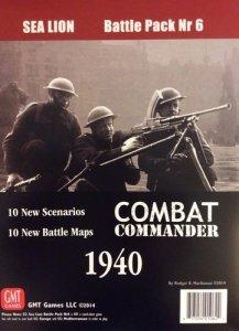 Combat Commander Battle Pack #6: Sea Lion Reprint