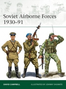 ELITE 231 Soviet Airborne Forces 1930–91