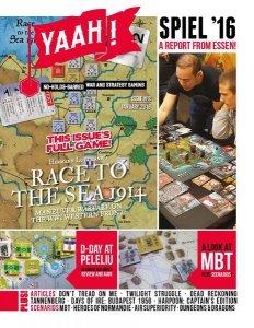Yaah! #8 Race to the Sea