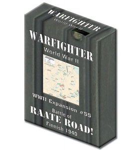Warfighter WWII - Expansion #55 Battle of Raate Road