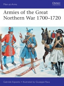 MEN-AT-ARMS 529 Armies of the Great Northern War 1700–1720