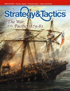 Strategy & Tactics #282 War of the Pacific