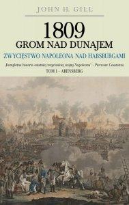 1809 Grom nad Dunajem tom I