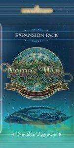 Nemo's War, Expansion #1: Nautilus Upgrades