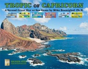 Second World War at Sea: Tropic of Capricorn