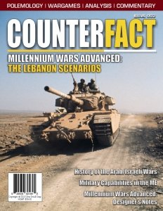 COUNTERFACT #3 Millennium Wars Advanced: The Lebanon Scenarios