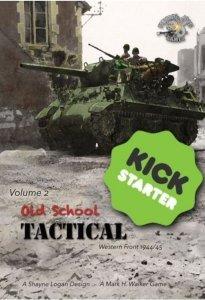 Old School Tactical Vol. II: West Front 1944-45