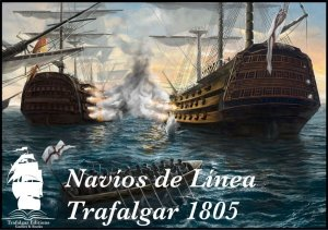 Ships of the line: Trafalgar 1805 (2ed)