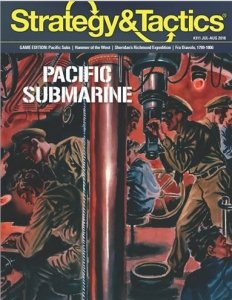 Strategy & Tactics #311 Pacific Submarine