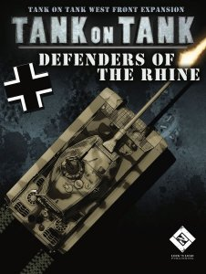 Tank On Tank West Front – Defenders of the Rhine