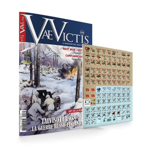 "VaeVictis no. 158 ""Talvisota"" The Winter War 1939-1940"