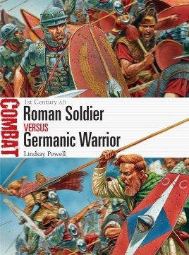 COMBAT 06 Roman Soldier vs Germanic Warrior