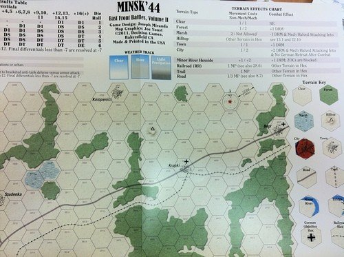World at War #22 Minsk '44