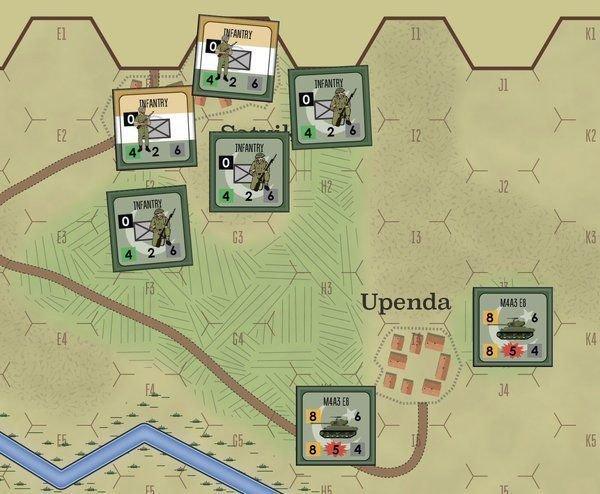 Platoon Commander: India-Pakistan War 1965