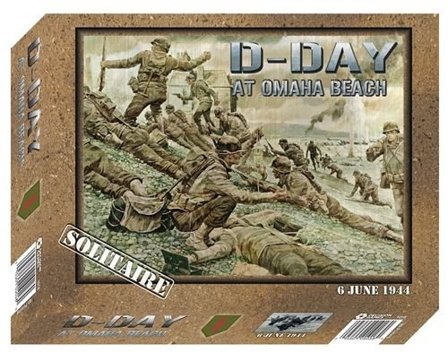 (USZKODZONA) D-Day at Omaha Beach (4th Printing)