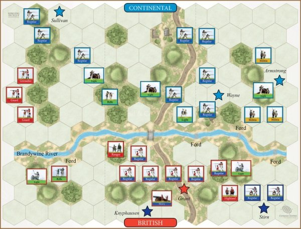 Commands & Colors: Tricorne Expansion