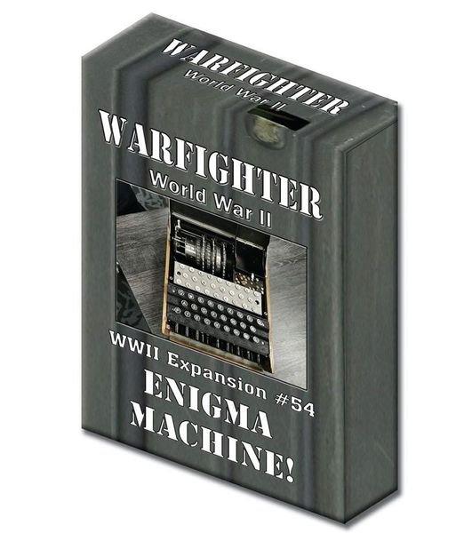 Warfighter WWII - Expansion #54 Enigma Machine