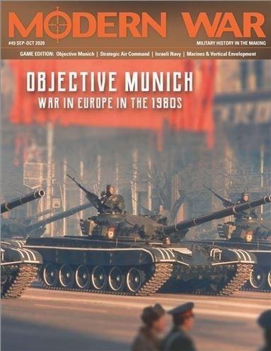 Modern War #49 Objective Munich
