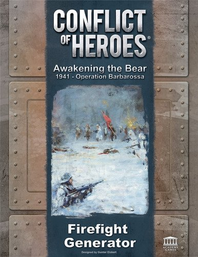 Conflict of Heroes: Awakening the Bear - Firefight Generator