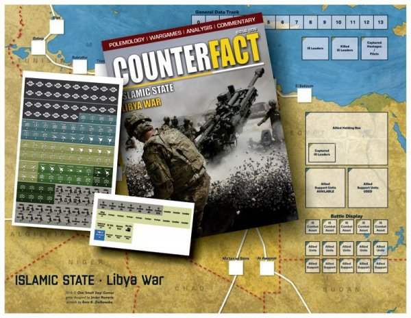 Counterfact #5 Islamic State Libya War