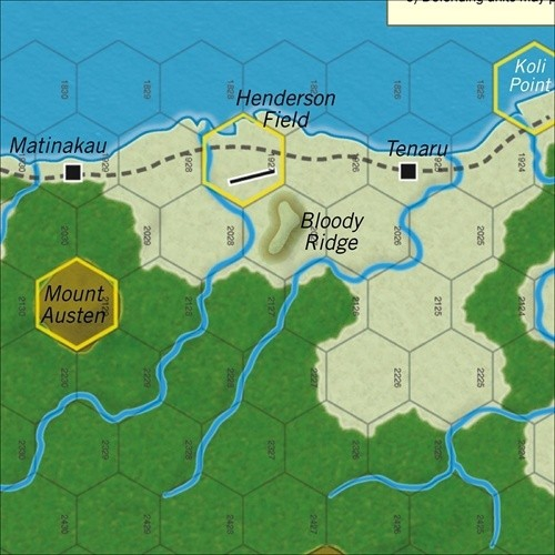 World at War #23 Guadalcanal