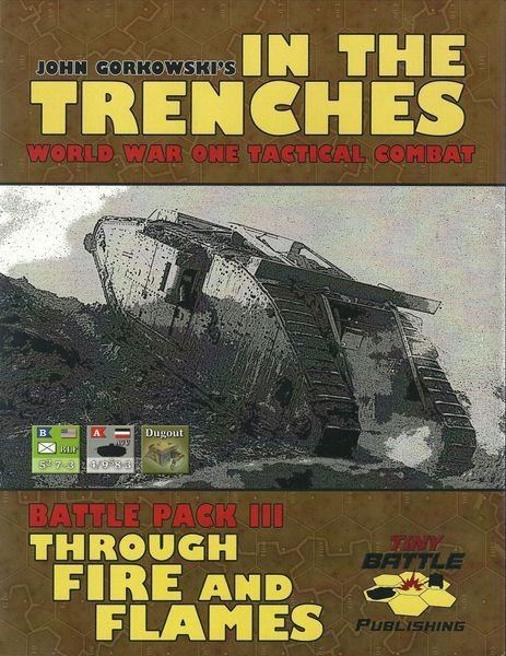 Into the Trenches: Through the Fire and Flames BP III