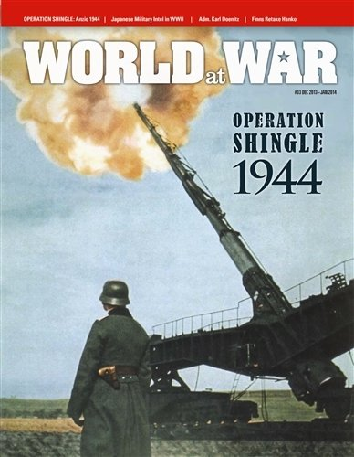 World at War #33 Operation Shingle 1944